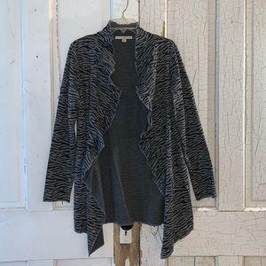 Fever animal print jacket Size Large